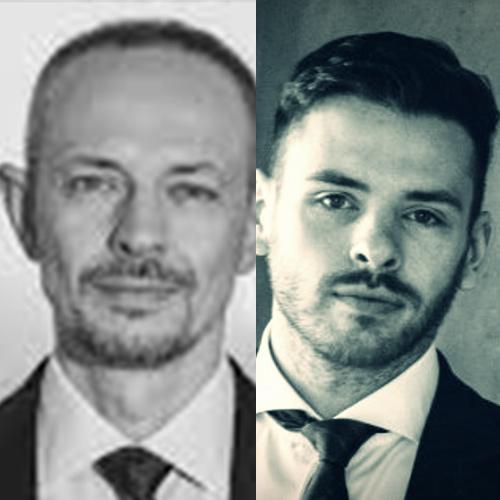 Maciej Gawroński, Michał Ćwiakowski